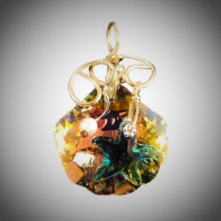 Out of the Sea Pendant