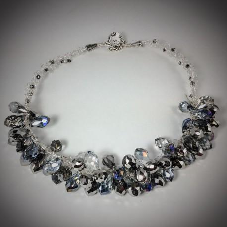 Dragon Crystal Necklace - 1775