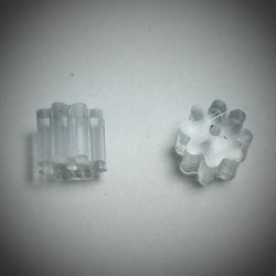 Plastic Ear Backs