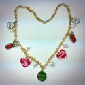 Love to Golf Necklace - 2337