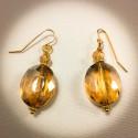Go,den Shad Earrings - 2362